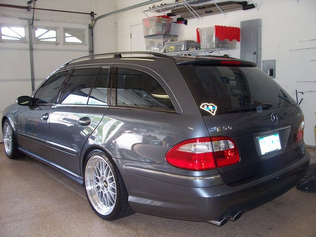 E55 wagon forsale questions forums for Mercedes benz e55 amg wagon for sale